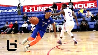 getlinkyoutube.com-Athletic 10th Grade Point Guard, Trevon Duval IS BLOWING UP!!! UA Association Mixtape