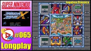 SNES Longplay Mega Man X