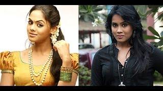 getlinkyoutube.com-Radha's daughters loses their market value | Karthika Nair, Thulasi Nair | Kadal, KO | Gossip Girl
