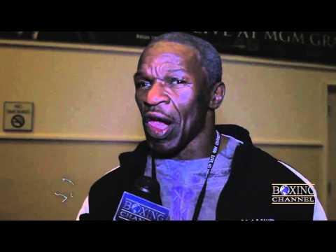 Mayweather Sr ok w/Maidana rematch but unsure of Floyd Mayweather's future @Boxingchannel