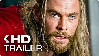 THOR 3 Ragnarok Trailer (2017) - Chris Hemsworth Movie