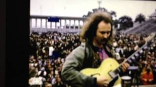 getlinkyoutube.com-RARE footage:  Crosby, Stills, Nash & Young - Balboa Stadium - 12-21-1969