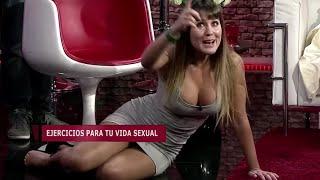 getlinkyoutube.com-Fran Undurraga nos enseña ejercicios para la vida sexual
