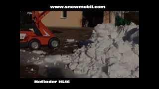 getlinkyoutube.com-Mini-Hoflader HL16 Kompaktlader