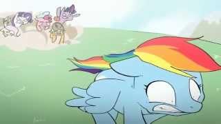 "getlinkyoutube.com-MLP:Cerulean sky: animation: ""Swomswom"" music by ""Owl City"""