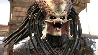 getlinkyoutube.com-Mortal Kombat X - Predator DLC Klassic Arcade Ladder Gameplay Playthrough