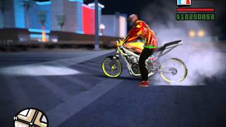 getlinkyoutube.com-SETTING NINJA BORE UP 300CC GTA SAN ANDREAS
