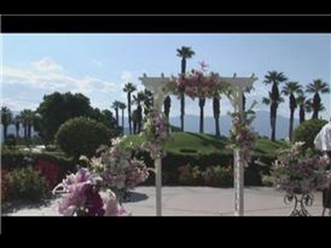 DIY Wedding Preparation How to Decorate Wedding Arches Video responses
