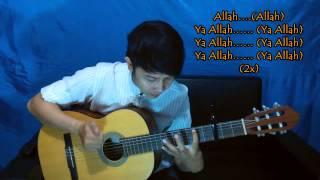 getlinkyoutube.com-(Habib Syech) Sholatun Bissalamil Mubin - Nathan Fingerstyle
