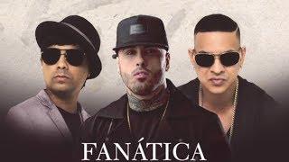 getlinkyoutube.com-Plan B Feat Nicky Jam - Fanatica Sensual REMIX