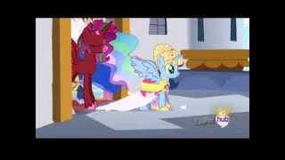 getlinkyoutube.com-My little pony: Grapebloom becomes an Alicorn (Parody)