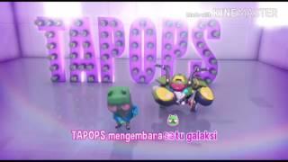 Boboiboy Galaxy song TAPOPS