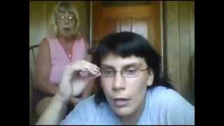 Redneck mother and daughter on cam... HICCUP!