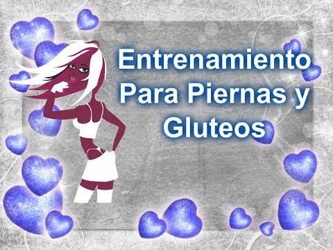Entrenamiento Para Piernas y  Gluteos. | levantamiento de gluteos