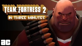 getlinkyoutube.com-Team Fortress STORY Explained in 3 Minutes! (Team Fortress Animated Storyline)