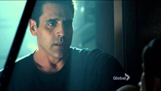 getlinkyoutube.com-~* Rookie Blue Season Episode 11 (5x11) Sam and Andy Scenes Bombing/Aftermath *~