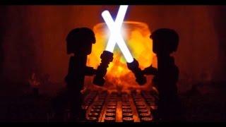 Lego Star Wars Episode Ⅲ Anakin Skywalker vs. Obi-Wan Kenobi