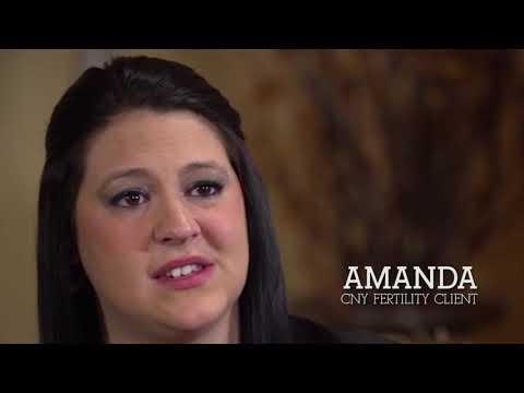 CNY Fertility Client Testimonials Amanda