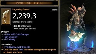 getlinkyoutube.com-D3, Fastest way to Get a Legendary Melee weapon for Demon Hunter