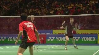 getlinkyoutube.com-Badminton video VERY BEST OF