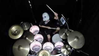 getlinkyoutube.com-Kiiara - Gold - Drum Cover