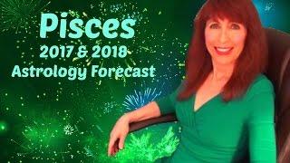 getlinkyoutube.com-Pisces 2017 & 2018 Astrology | Great Accomplishments & Love that Lasts