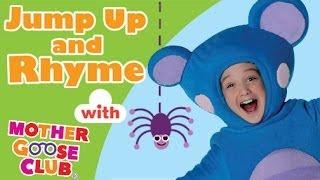 getlinkyoutube.com-Jump Up and Rhyme - Preschool Songs With Mother Goose Club