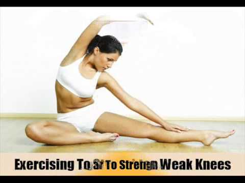 6 Ways To Strenghten Weak Knees