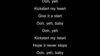 Mötley Crüe - kickstart my heart (WITH lyrics)