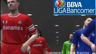 getlinkyoutube.com-Pes 6 Actualizacion 2014 Liga MX