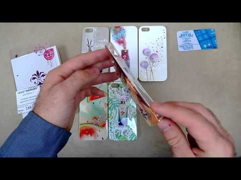 Обзор чехла iPhone 5 Joyroom BT от sotis.ua