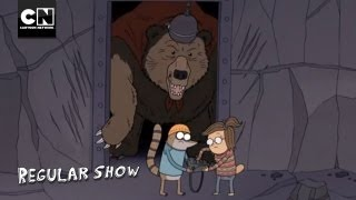 getlinkyoutube.com-Death Bear | Regular Show | Cartoon Network