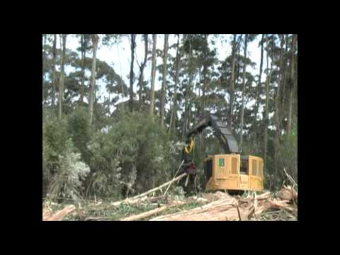 Southern Hemisphere harvesting systems - 2011 update