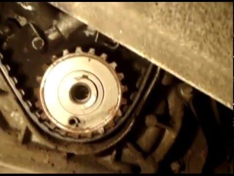 Где ремень грм в VAZ 21014