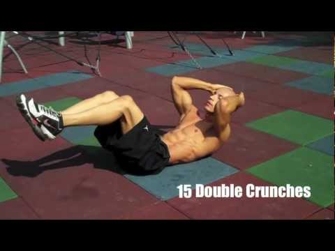 Abs Slicing Exercises for RIPPED ABS!!!