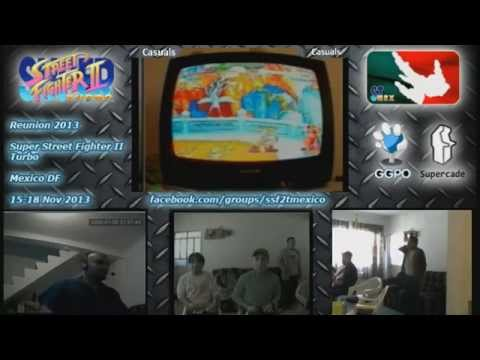 Casuals Ceks VS Jarek - Mexican Gathering 2013