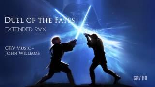 getlinkyoutube.com-Duel of the Fates [GRV Extended RMX] - John Williams