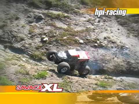 Hpi Savage Xl Rtr