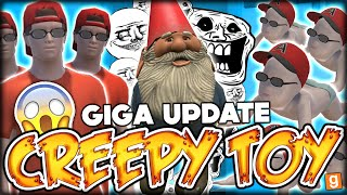 getlinkyoutube.com-NEW GIGA UPDATE: CREEPY GNOME TOY THAT KILLS YOU?? WHO'S YOUR DADDY FUNNY MOMENTS #43 (GMOD SANDBOX)
