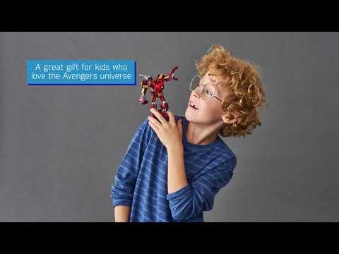 LEGO Marvel Avengers Iron Man Mech - 76140