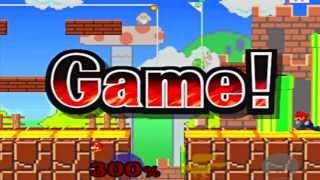 getlinkyoutube.com-ABM: SUPER SMASH BROS MELEE GAMEPLAY HD!!
