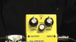 getlinkyoutube.com-Distortion Pedals - Choosing and achieving tone