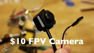 getlinkyoutube.com-DIY: $10 FPV Camera