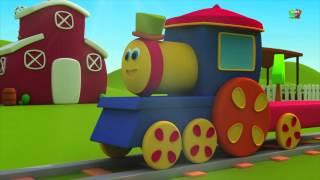 getlinkyoutube.com-Bob , il treno   è andato alla fattoria   vecchio mac donald   animale canzone suono