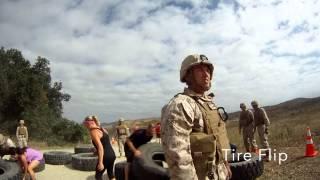 getlinkyoutube.com-Camp Pendleton World Famous Mud Run 2015 (HD)