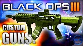 """getlinkyoutube.com-Black Ops 3 """"CUSTOM GUNS"""" - Multiplayer Gunsmith! - (Call of Duty BO3)"""