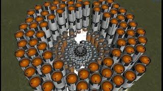getlinkyoutube.com-KSP(Kerbal Space Program) STOCK [15,389 ton] Eve-kebin Shuttle