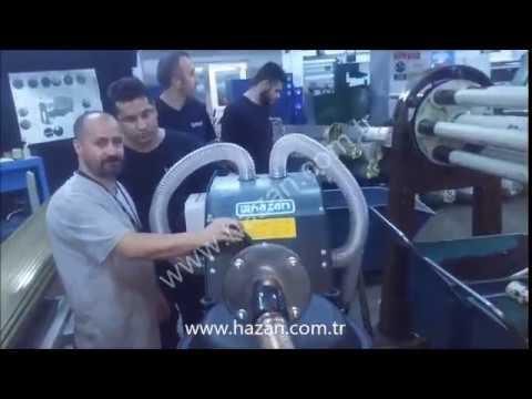 DP RM OİL 280 Yağ ve Talaş Makinası