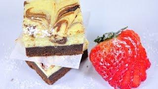 getlinkyoutube.com-บราวนี่ชีสเค้ก Brownie Cheese Cake