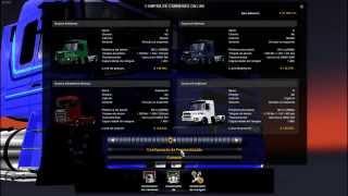 getlinkyoutube.com-Scania 113 Rebaixada TOP + Pack Graneis + Som Diretao V 1.19 ( ETS 2 )